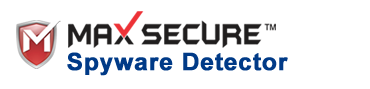 Max Secure Spyware Detector logo